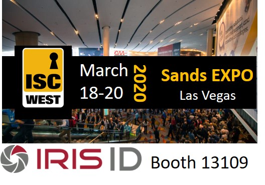 Banner for ISC West 2020