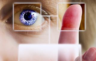 Iris and finger biometrics