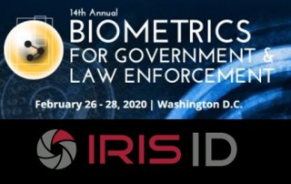 announcement for Biometrics in Government and Law Enforcement