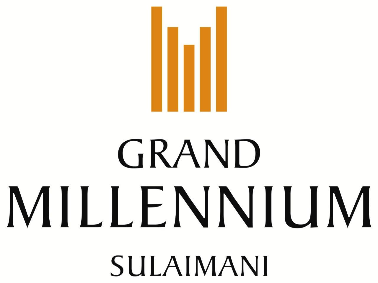 Logo for Grand Millennium Sulamani