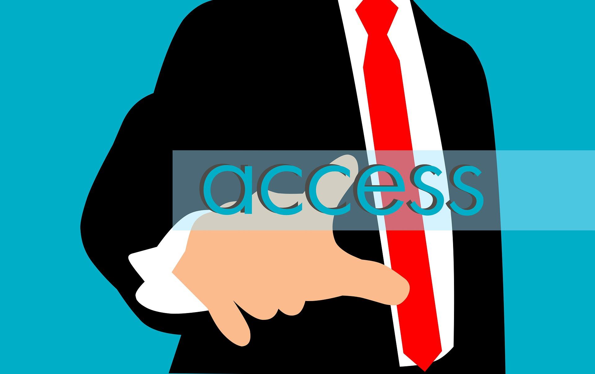 represent access control