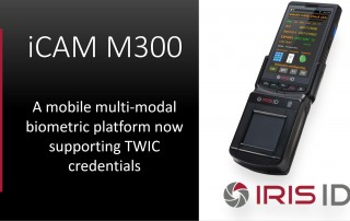 photo for iCAM M300 press release