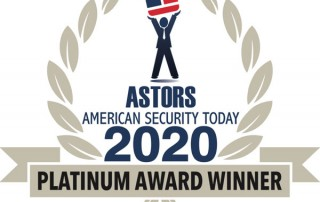 ASTOR winner badge