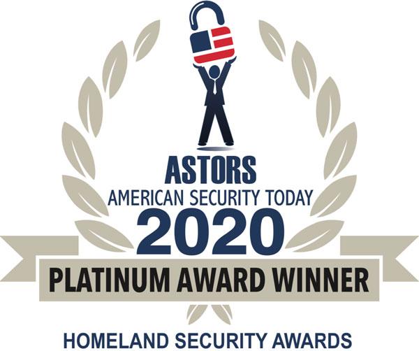 ASTOR winner badge