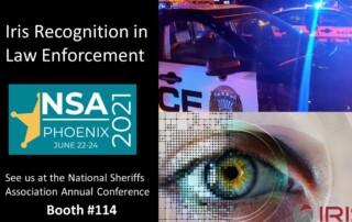 National Sheriffs Association 2021 conference