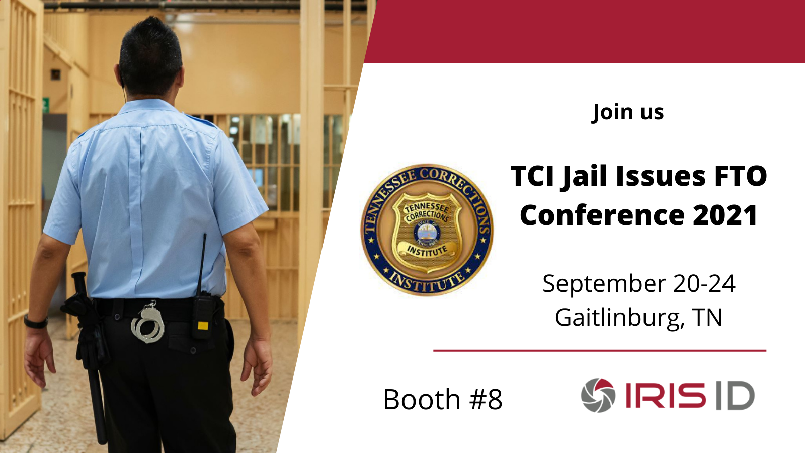 TCI Jail Issues FTO Conference 2021