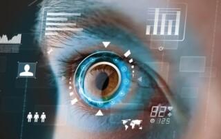biometric eye